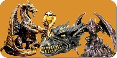 Dragons figurer