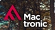 logo MACTRONIC - lommelygter, cykellygter, pandelygter, campinglampe, professionelle lygter