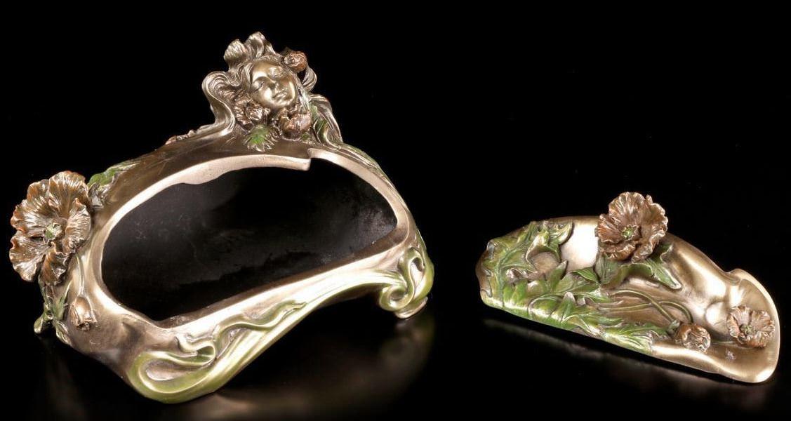 Picture of: Gave Bryllup Art Nouveau Veronese Opbevaring Til Smykker